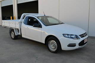 2014 Ford Falcon FG MK2 6 Speed Auto Seq Sportshift Cab Chassis.