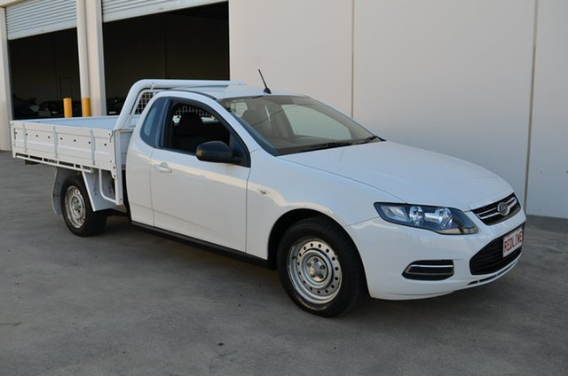 Used Ford Falcon FG MK2 , 2014 Ford Falcon FG MK2 6 Speed Auto Seq Sportshift Cab Chassis