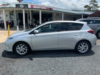 2018 Toyota Corolla Sports Silver 6 Speed Automatic Hatchback