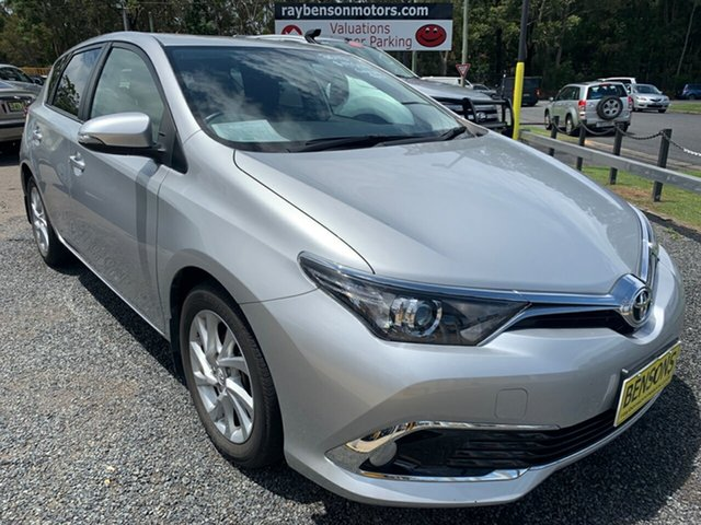 Used Toyota Corolla  Sports, 2018 Toyota Corolla Sports Silver 6 Speed Automatic Hatchback