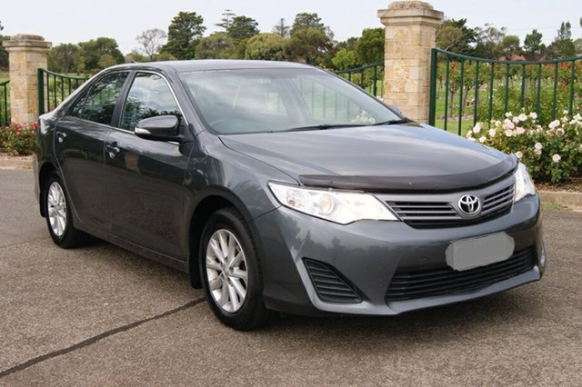 Used Toyota Camry ACV40R 09 Upgrade Altise, 2012 Toyota Camry ACV40R 09 Upgrade Altise Grey 5 Speed Automatic Sedan
