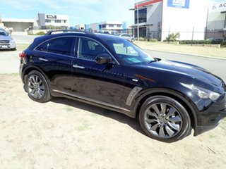 2012 Infiniti FX S51 37 S Premium Black Magic 7 Speed Automatic Wagon