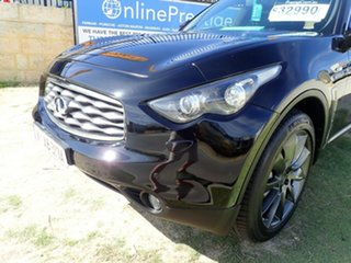 2012 Infiniti FX S51 37 S Premium Black Magic 7 Speed Automatic Wagon.