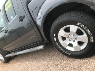 2009 Nissan Navara D40 ST-X Grey 5 Speed Automatic Utility