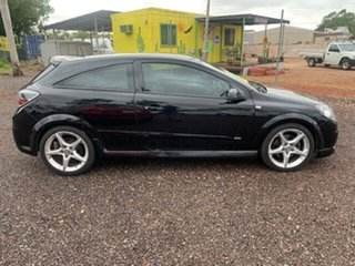 2008 Holden Astra Turbo Black 6 Speed Manual Hatchback