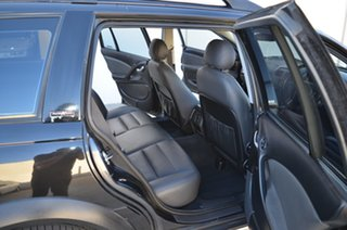 2006 Holden Adventra VZ MY06 Upgrade CX6 Black 5 Speed Automatic Wagon