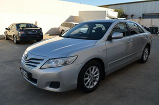 2011 Toyota Camry ACV40R 09 Upgrade Altise Silver 5 Speed Automatic Sedan.