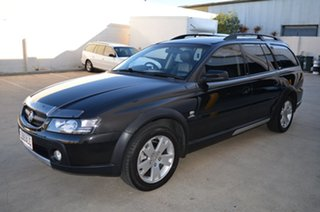 2006 Holden Adventra VZ MY06 Upgrade CX6 Black 5 Speed Automatic Wagon.