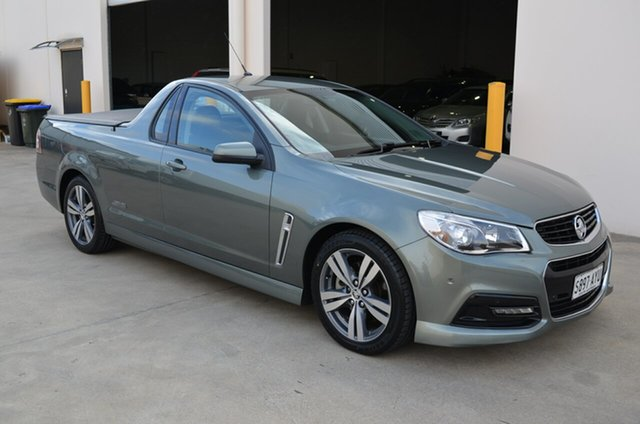 Used Holden Ute VF SS, 2013 Holden Ute VF SS Grey 6 Speed Automatic Utility