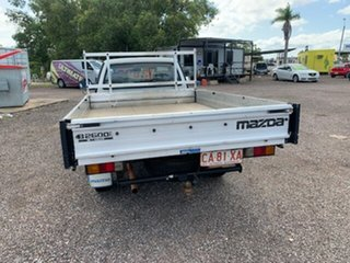 1998 Mazda Bravo B2600 White 5 Speed Manual Utility