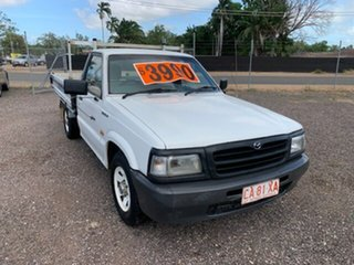 1998 Mazda Bravo B2600 White 5 Speed Manual Utility.