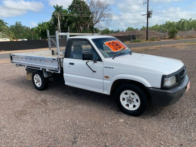 Used Mazda Bravo  , 1998 Mazda Bravo B2600 White 5 Speed Manual Utility