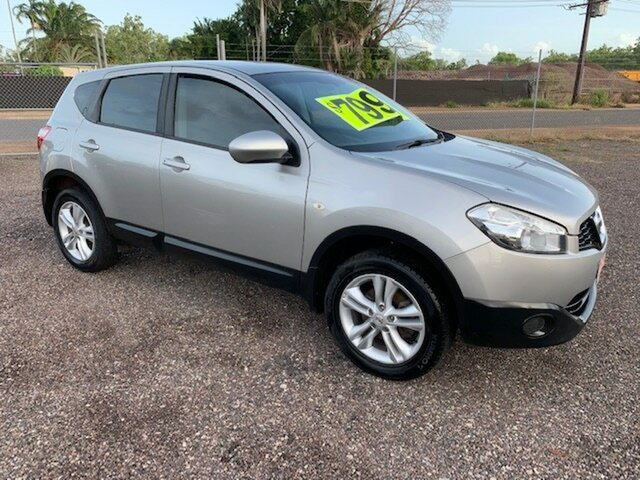 Used Nissan Dualis  ST, 2013 Nissan Dualis ST Silver 4 Speed Auto Active Select Wagon