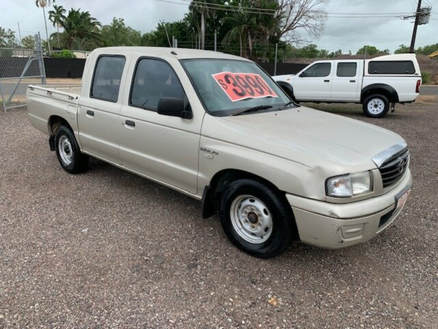 Used Mazda Bravo  , 2004 Mazda Bravo Beige 5 Speed Manual Dual Cab