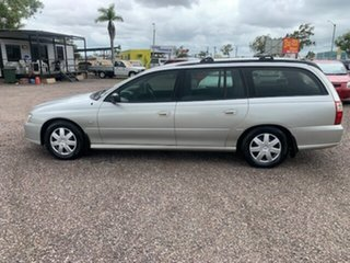 2007 Holden Commodore VZ SVZ Silver 4 Speed Auto Active Select Wagon