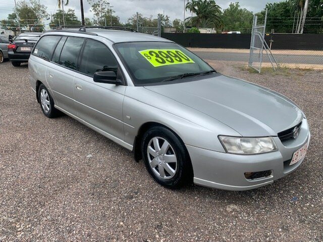 Used Holden Commodore VZ SVZ, 2007 Holden Commodore VZ SVZ Silver 4 Speed Auto Active Select Wagon