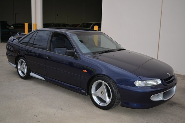 Used Holden Special Vehicles ClubSport VSII , 1997 Holden Special Vehicles ClubSport VSII Blue 5 Speed Manual Sedan
