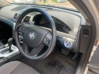 2006 Holden Commodore VE Omega Silver 4 Speed Auto Active Select Sedan