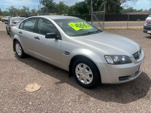 Used Holden Commodore VE Omega, 2006 Holden Commodore VE Omega Silver 4 Speed Auto Active Select Sedan