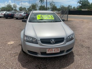 2006 Holden Commodore VE Omega Silver 4 Speed Auto Active Select Sedan.