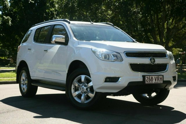 Used Holden Colorado 7 RG MY15 LTZ, 2015 Holden Colorado 7 RG MY15 LTZ White 6 Speed Sports Automatic Wagon