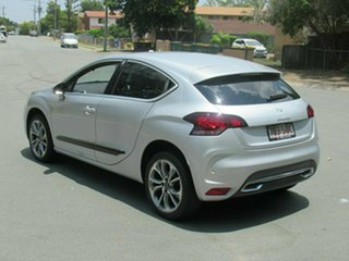 2012 Citroen DS4 F7 DStyle EGS Silver 6 Speed Sports Automatic Single Clutch Hatchback.