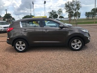 2011 Kia Sportage SL MY12 SLi Beige 6 Speed Sports Automatic Wagon.