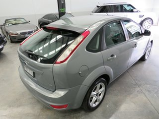 2010 Ford Focus LV LX Grey 4 Speed Sports Automatic Hatchback
