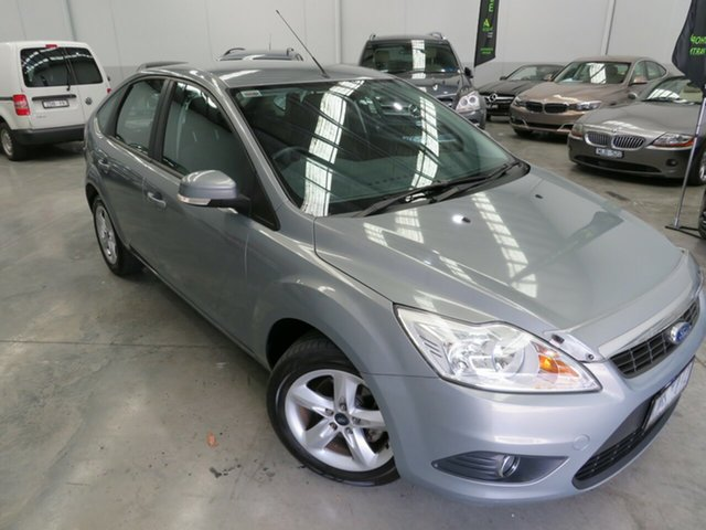 Used Ford Focus LV LX, 2010 Ford Focus LV LX Grey 4 Speed Sports Automatic Hatchback