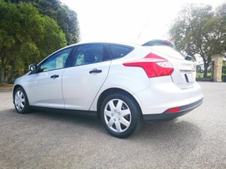 2012 Ford Focus LW Ambiente Silver 6 Speed Automatic Hatchback