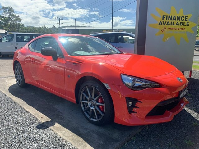 Used Toyota 86  GT, 2017 Toyota 86 ZN6EKN GT Orange 6 Speed Manual Coupe