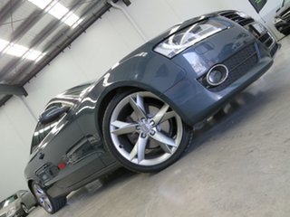 2011 Audi A5 8T MY11 S Tronic Quattro Monsoon Grey 7 Speed Sports Automatic Dual Clutch Coupe.