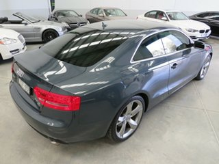 2011 Audi A5 8T MY11 S Tronic Quattro Monsoon Grey 7 Speed Sports Automatic Dual Clutch Coupe