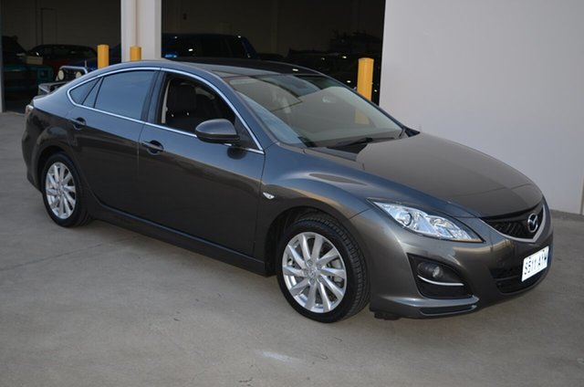 Used Mazda 6 GH MY10 Classic, 2010 Mazda 6 GH MY10 Classic Grey 5 Speed Auto Activematic Hatchback