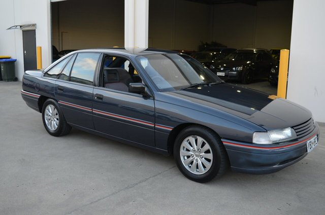 Used Holden Commodore VN S, 1990 Holden Commodore VN S Blue 4 Speed Automatic Sedan