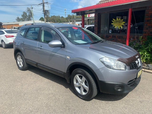 Used Nissan Dualis J10 , 2012 Nissan Dualis J10 ST +2 7 SEATER 2WD AUTO Silver 6 Speed Automatic Wagon