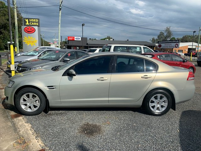Used Holden Commodore VE Omega, 2011 Holden Commodore VE Omega Gold 6 Speed Automatic Sedan