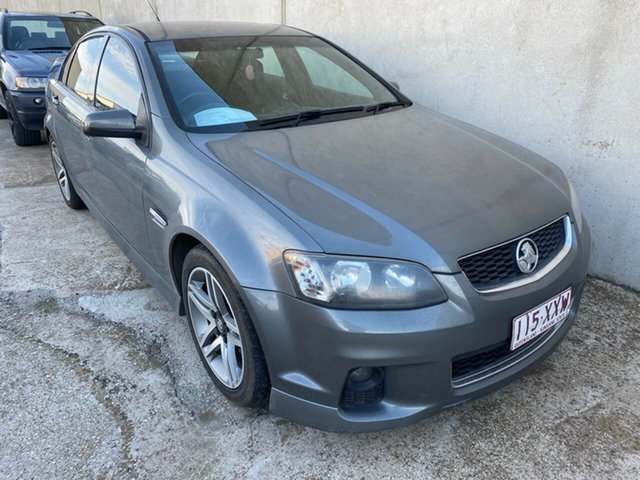 Used Holden Commodore VE II MY12 SV6, 2012 Holden Commodore VE II MY12 SV6 Grey 6 Speed Automatic Sedan
