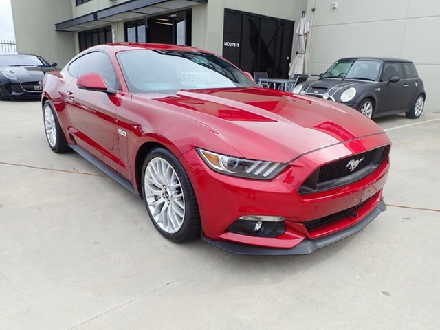 Used Ford Mustang FM 2017MY GT Fastback, 2016 Ford Mustang FM 2017MY GT Fastback Wildfire 6 Speed Manual Fastback