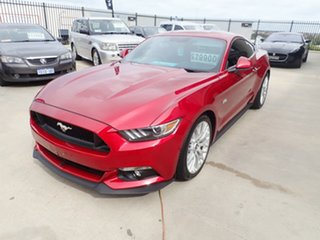 2016 Ford Mustang FM 2017MY GT Fastback Wildfire 6 Speed Manual Fastback.