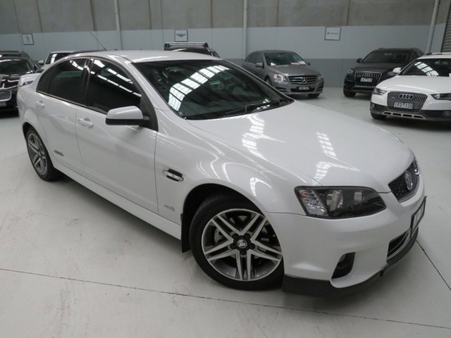 Used Holden Commodore VE II MY12.5 SS V Z Series, 2013 Holden Commodore VE II MY12.5 SS V Z Series White 6 Speed Sports Automatic Sedan
