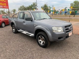 2007 Ford Ranger XLT Grey 5 Speed Manual Extracab.