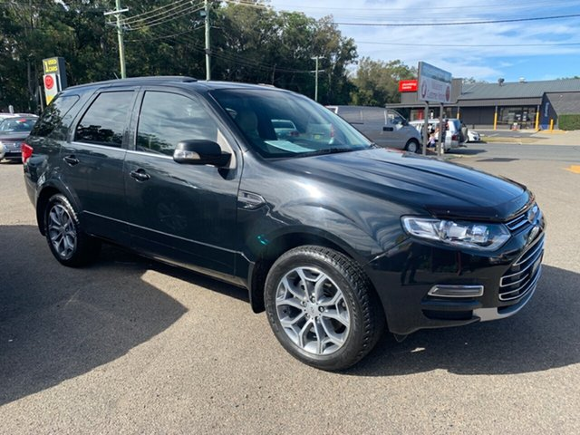 Used Ford Territory  , 2013 Ford Territory TITANIUM 7 SEATER Black 6 Speed Automatic Wagon