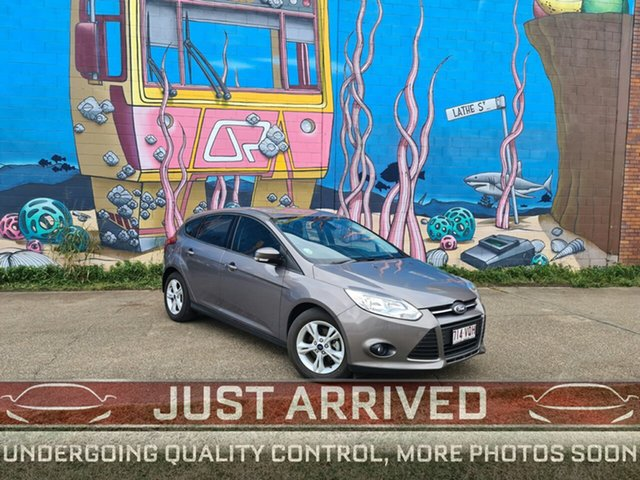 Used Ford Focus LW MkII MY14 Trend PwrShift, 2015 Ford Focus LW MkII MY14 Trend PwrShift Brown 6 Speed Sports Automatic Dual Clutch Hatchback