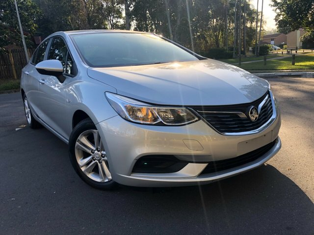 Used Holden Astra BL MY17 LS, 2017 Holden Astra BL MY17 LS Silver 6 Speed Automatic Sedan