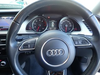 2012 Audi A5 8T MY12 S Tronic Quattro Black Pearl Effect 7 Speed Sports Automatic Dual Clutch Coupe
