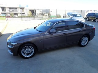 2012 BMW 320i F30 MY0812 320i Metallic Oort Grey 8 Speed Sports Automatic Sedan