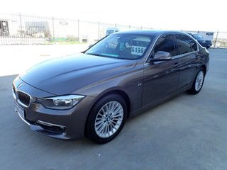 2012 BMW 320i F30 MY0812 320i Metallic Oort Grey 8 Speed Sports Automatic Sedan.