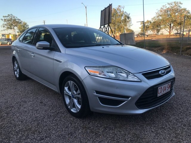 Used Ford Mondeo MC LX, 2012 Ford Mondeo MC LX Silver 6 Speed Sports Automatic Hatchback
