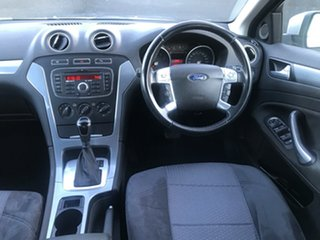 2012 Ford Mondeo MC LX Silver 6 Speed Sports Automatic Hatchback